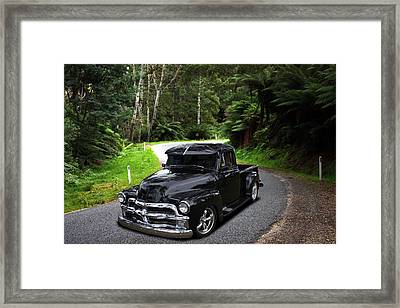 Framed Print featuring the photograph Wild Thing by Keith Hawley