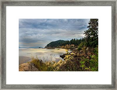Wildcat Cove Framed Print