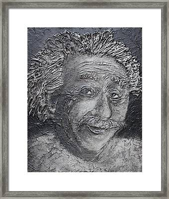 Wilder Einstein Framed Print