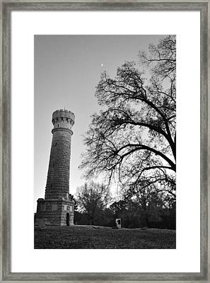 Wilder Tower 6 Framed Print