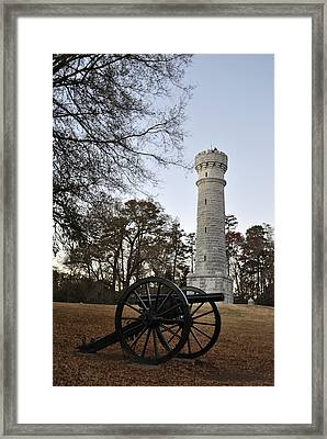 Wilder Tower 8 Framed Print