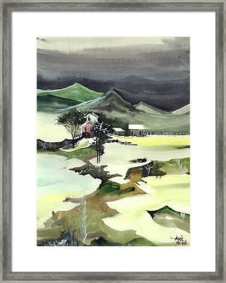 Wilderness Framed Print by Anil Nene