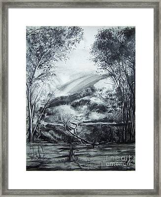 Wilderness Framed Print