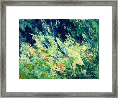 Wildflowers Framed Print by Mary Lynne Powers