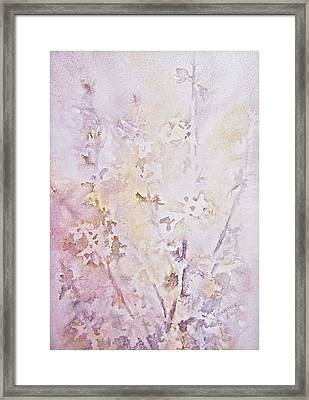 Wildflowers Two Framed Print by Carolyn Rosenberger