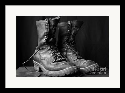 Boots Photographs Framed Prints