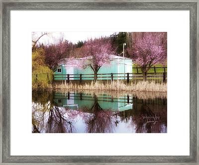 Wildwood Framed Print