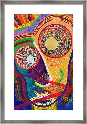 Wilfrieda Framed Print by Patrick OLeary