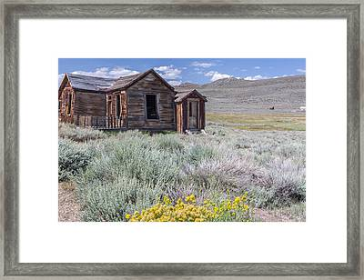 Will Exist Forever Framed Print by Jon Glaser