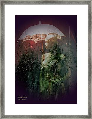 Will He Come... Framed Print