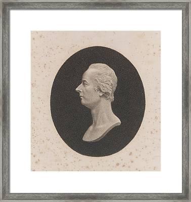 Willam Pitt Framed Print