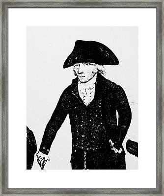 William Brodie (d Framed Print