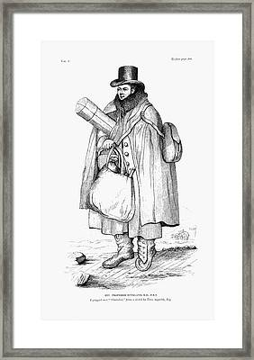 William Buckland Framed Print by Universal History Archive/uig
