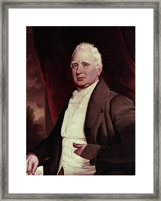 William Cobbett (1762-1835) Framed Print