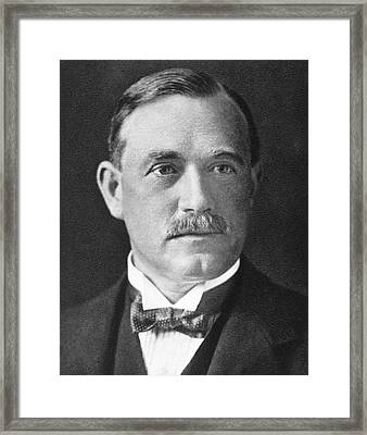 William Eccles Framed Print by Science Photo Library