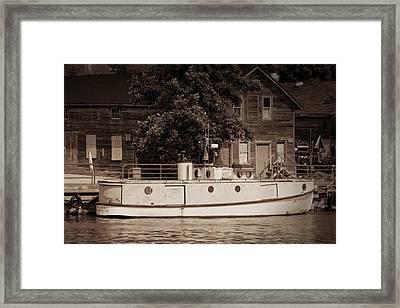 William G Framed Print