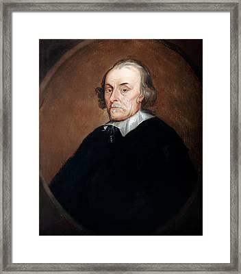 William Harvey Framed Print