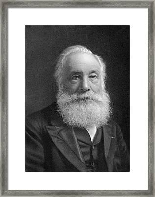William Henry Perkin Framed Print