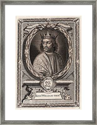 William II Framed Print