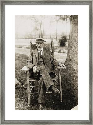 William Jay Gaynor (1849-1913) Framed Print by Granger