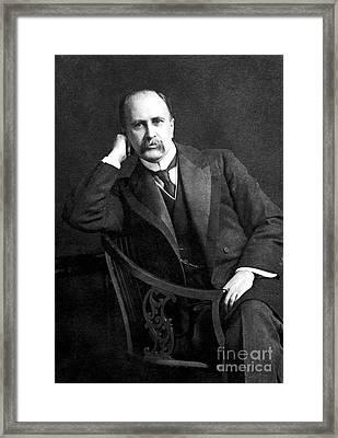 William Osler (1849-1919) Framed Print