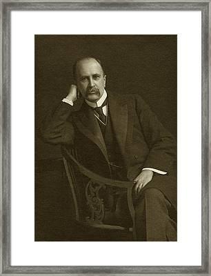 William Osler Framed Print