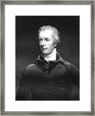 William Pitt Framed Print by Collection Abecasis