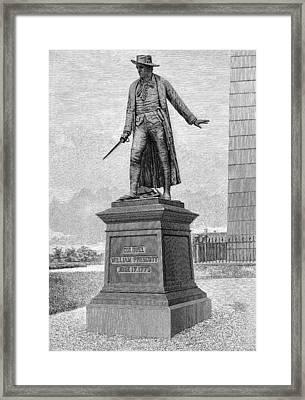 William Prescott (1726-1795) Framed Print by Granger
