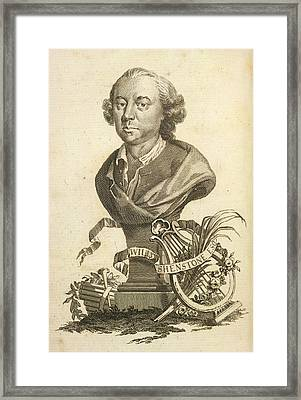 William Shenstone Framed Print