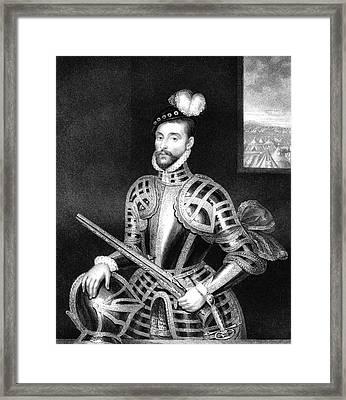 William Stanley Framed Print