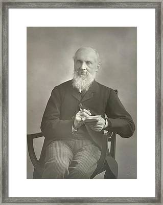 William Thomson Framed Print by British Library
