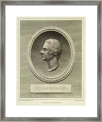 William Wilberforce Framed Print by British Library