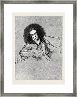 William Wilberforce Framed Print by English School