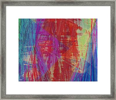 Willingness And Avoidance #1 Framed Print by Gdw3