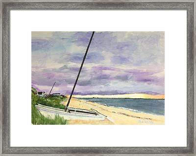 Willoughby Framed Print by Stan Tenney