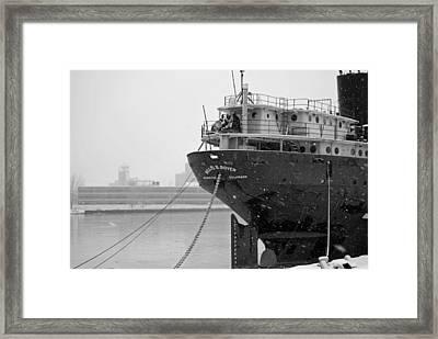 Willis B. Boyer Framed Print