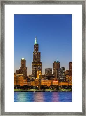 Willis Tower Framed Print
