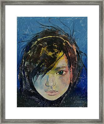 Willow Framed Print by Michael Creese