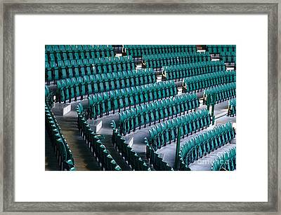 Wimbledon Scenes Framed Print by ELITE IMAGE photography By Chad McDermott