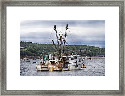 Wind And Spirit Framed Print by Betsy Knapp