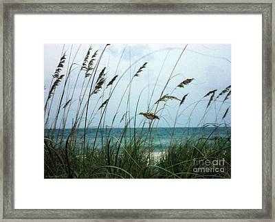Framed Print featuring the photograph Wind Dancers by Megan Dirsa-DuBois