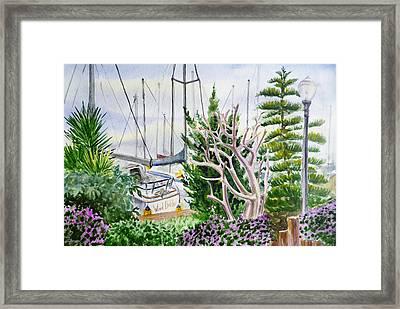 Wind Drifter  Framed Print by Irina Sztukowski