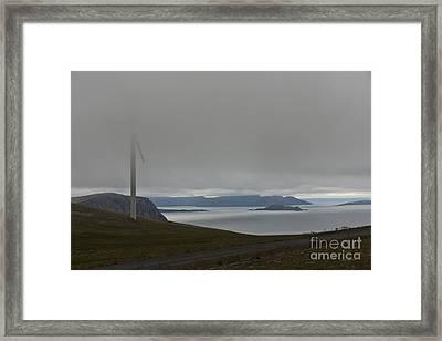 Wind Energy Framed Print by Heiko Koehrer-Wagner