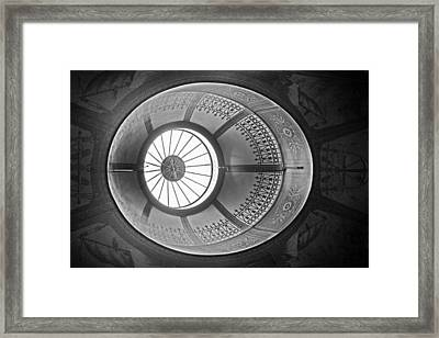 wind from North West Framed Print