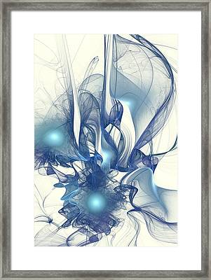Wind In Sails Framed Print