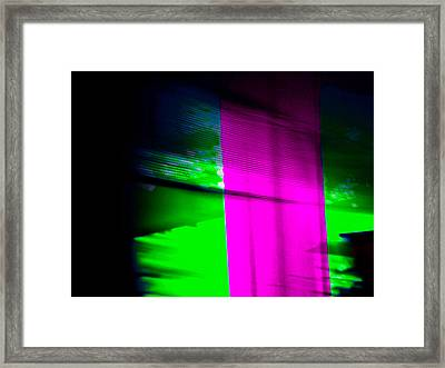 Wind Through My Soul Framed Print