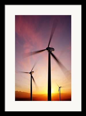 Renewable Framed Prints