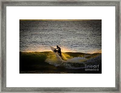 Windansea Surf  Framed Print