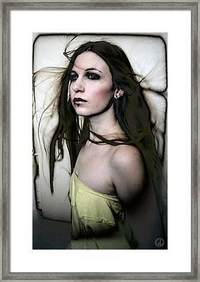 Windblown Framed Print by Gun Legler