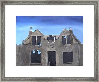 'windhouse' Framed Print
